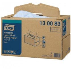 Tork Advanced utěrka 440 Performance modrá, Handy Box