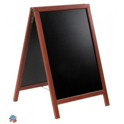 A - tabule 55 x 85 cm Securit Duplo - Mahagon