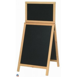 A - tabule 55 x 120 cm Securit Duplo Top - Plain